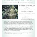 Daring Way 8-week Oct:Nov group
